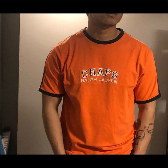 Vintage Champ Ralph Lauren shirt